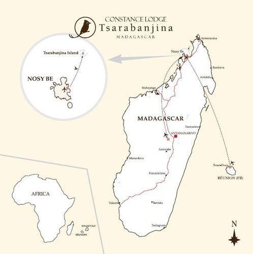 """Tsarabanjina un isola da sogno in Madagascar Scoprite l'esperienza di un soggiorno in stile """"Robinson Crusoe chic"""" al Constance Tsarabanjina, recentemente rinnovato. Godetevi l'eleganza casual e ri..."""
