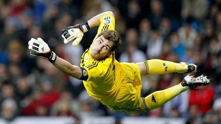 Iker Casillas #Real Madrid