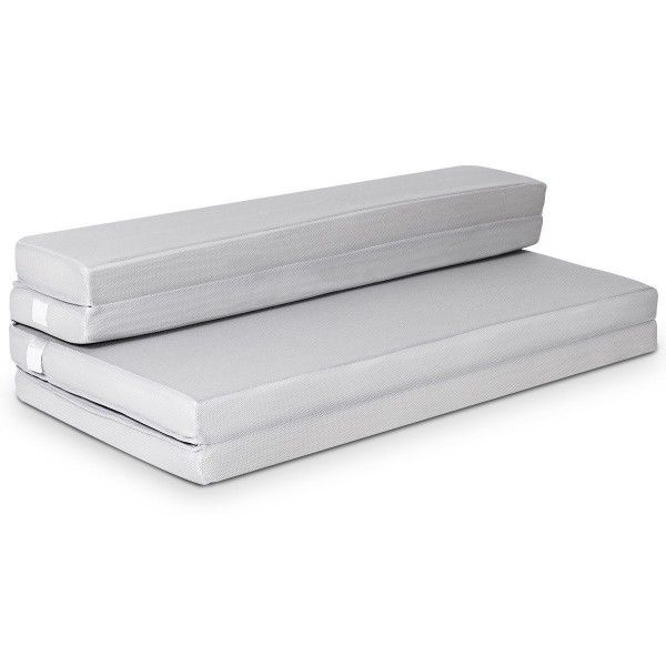 4 Folding Sofa Bed Foam Mattress With Handles Mattresses Beds Accessories Furniture Mattress Sofa Foam Mattress Bed Folding Mattress
