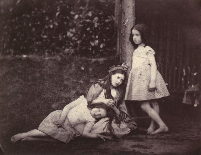 Льюис Кэрролл признан лучшим фотографом 19-го века, снимавшим детей