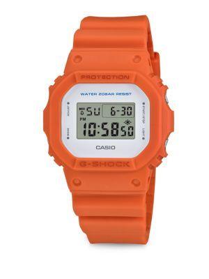 Digital Resin Watch from G Shock