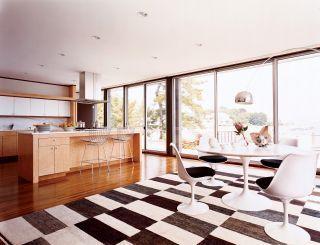 Contemporary Kitchen by Schappacher White and Brennan Beer Gorman Architects–Brennan Beer Gorman Monk Interiors in Connecticut