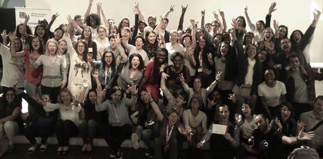 Nous nous sommes rendus ce dimanche soir à la cérémonie de clôture du «Startup Weekend Femmes» de Montréal organisé par la Fondation Montréal Inc.. Petit compte-rendu de notre visite au cœur de ce bel évènement !