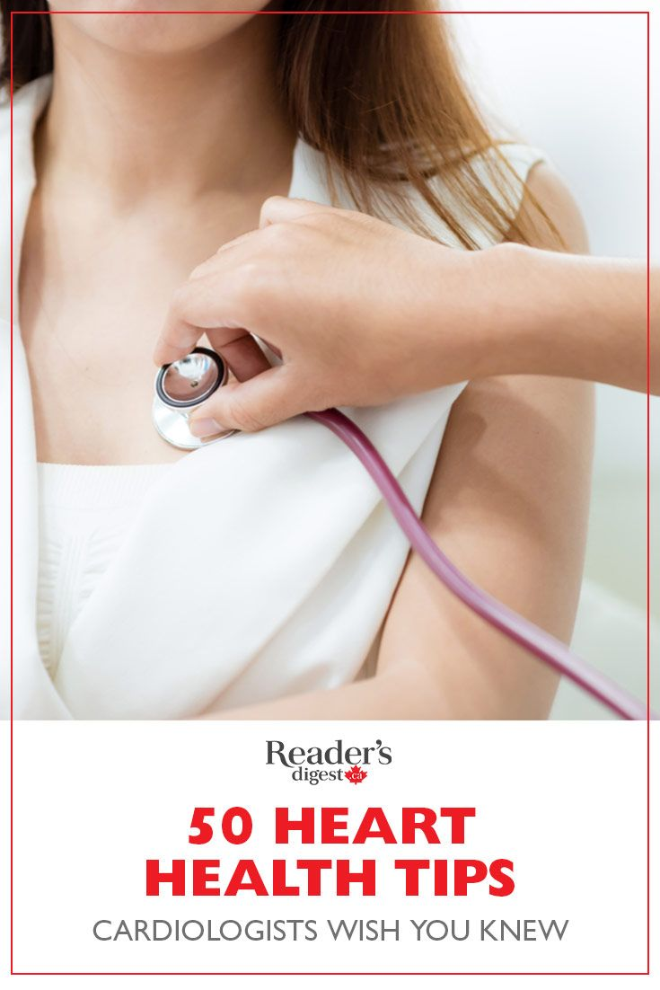 50 heart health tips cardiologists wish you knew in 2020