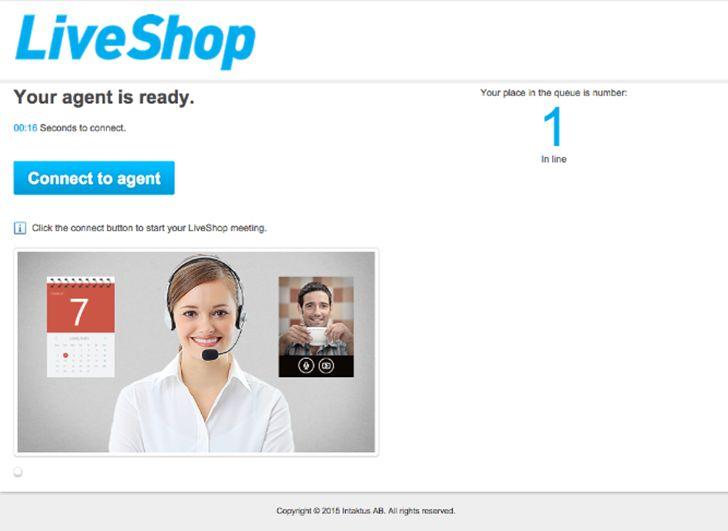 Liveshop, webrazzi