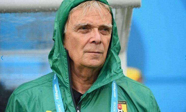 Cameroun - Humiliation du Cameroun au Brésil - Volker Finke: «Je suis responsable, mais pas à 100% !» - 16/07/2014 - http://www.camerpost.com/cameroun-humiliation-du-cameroun-au-bresil-volker-finke-je-suis-responsable-mais-pas-a-100-16072014/
