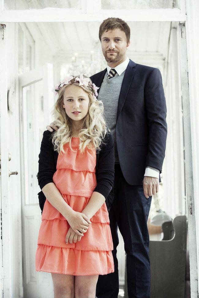 Che cosa diresti se tua figlia si sposasse a 12 anni con un uomo? Ecco quello che è successo in #Norvegia..| #SposeBambine #Campagna