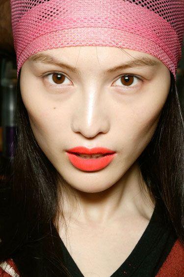 Spring 2013 Makeup Trends - Best Makeup Trends for Spring 2013 - Harper's BAZAAR