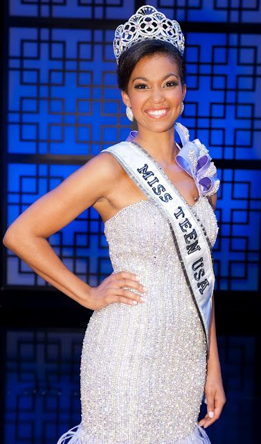 Miss Connecticut Teen USA 2012 and Miss Teen USA 2012- LOGAN WEST