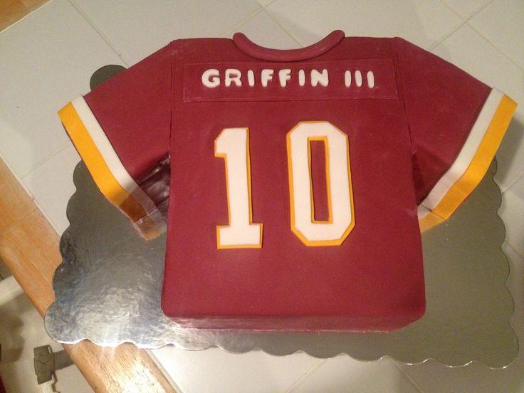 Redskins Cake Images