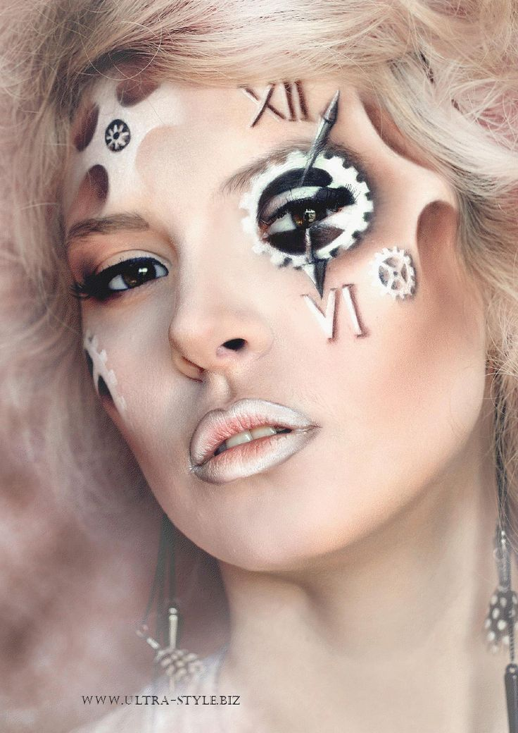 Make Up School Ultra Style | Artistic Makeup.