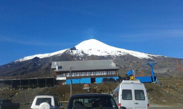 Falda del Volcán  Villarrica