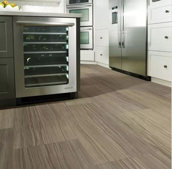 Finally There S A Vinyl Plank Floor That Combines The Rich Detailed Natural Beauty Of Real Wood With The Unmat Flooring Vinyl Flooring Engineered Vinyl Plank