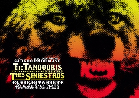 The Tandooris ϟ La Plata