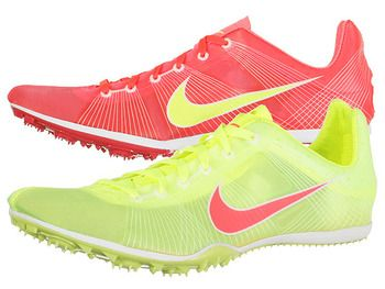 Nike Zoom Victory Spikes 2011 Red/Volt