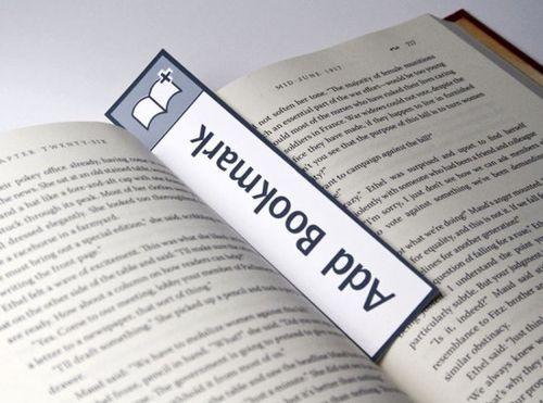 add bookmark..bookmark