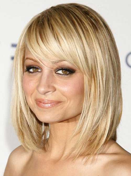 Wavy Bob Hairstyles Without Bangs : Best 25 bob with bangs ideas on pinterest short hair