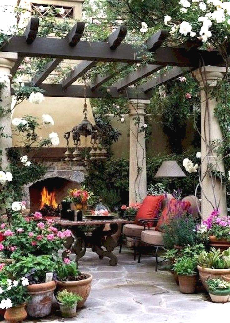Awesome 67 Pretty Backyard Patio Ideas on A Budget https://roomaniac.com/67-pretty-backyard-patio-ideas-budget/