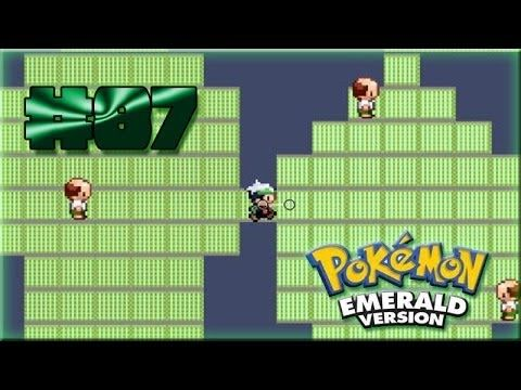 Pokemon Emerald Walkthrough (2013 Edition) Part 87: Trick House Pt. 5 (+...