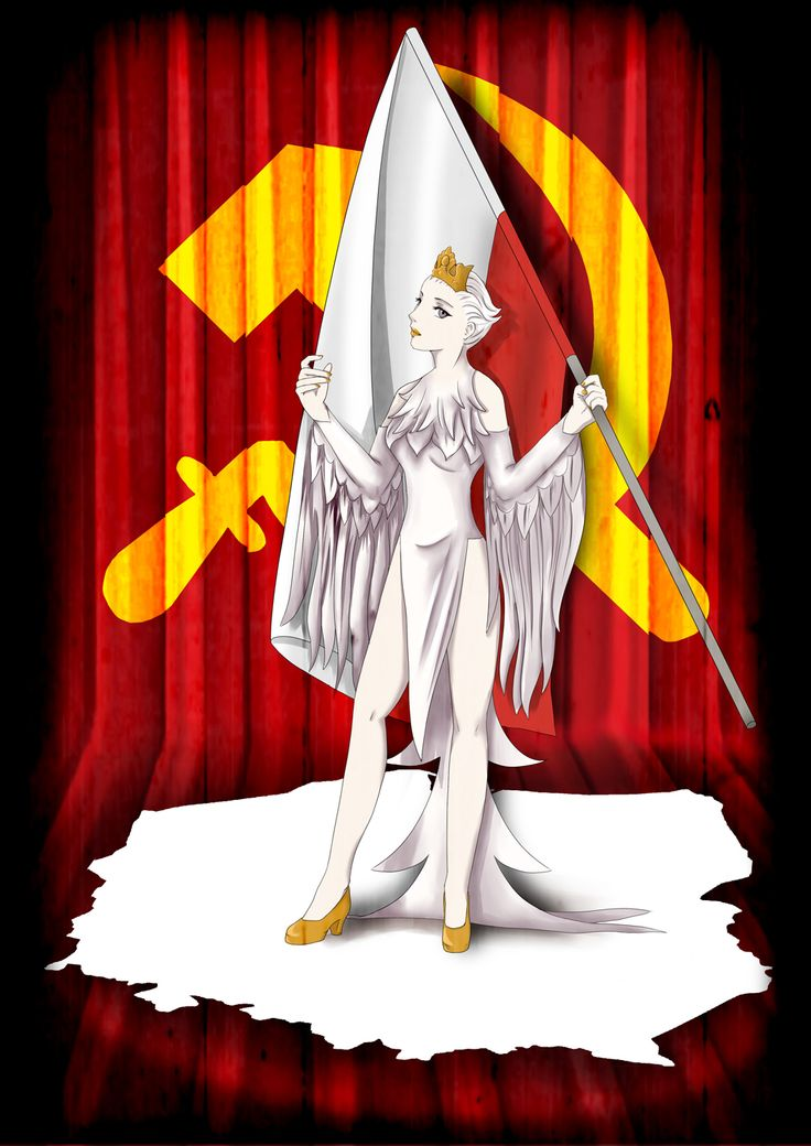 Freedom, Poland and Iron Curtain