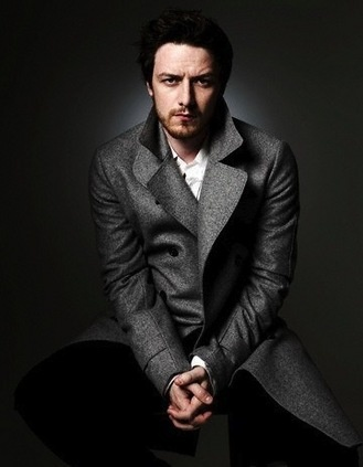 sexy accent ;) James McAvoy