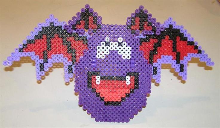 Halloween perler beads by Sharon B.- Perler® | Gallery