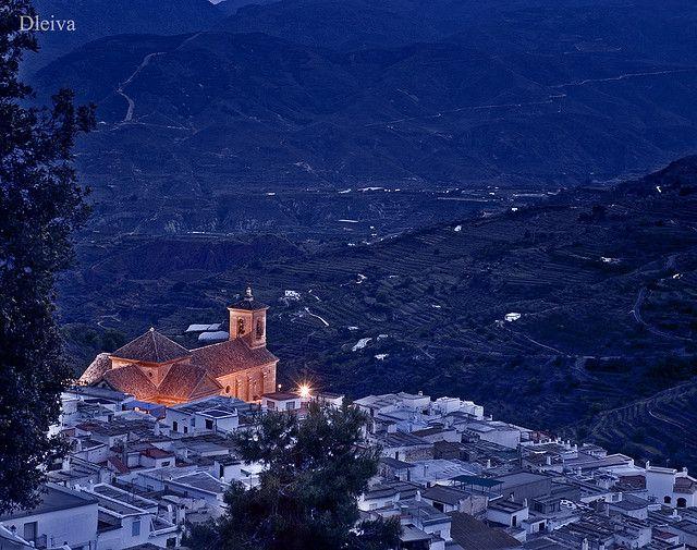 Ohanes, Almería, Andalucía, Spain