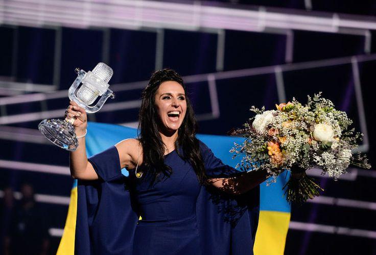 Die Ukraine triumphiert beim 61. Song Contest, Österreichs ESC-Hoffnung Zoe kam am Ende auf einen guten 13. Platz. Mehr dazu hier: http://www.nachrichten.at/nachrichten/kultur/Die-Ukraine-triumphiert-in-Fotofinish-beim-61-Song-Contest;art16,2233553 (Bild: Reuters)