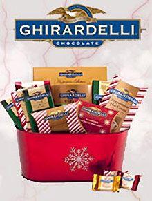Ghirardelli Chocolate Company - Gourmet chocolate gifts, Ghirardelli chocolate squares, bars & more