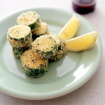 ズッキーニのハーブフライ | 祐成二葉さんのおつまみの料理レシピ | プロの簡単料理レシピはレタスクラブニュース