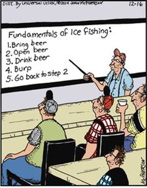 19 best ice fishing images on Pinterest | Fishing stuff ... Funny Ice Fishing Jokes