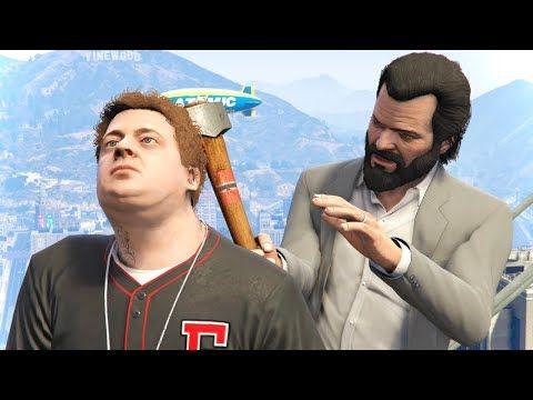 Gta V Pc Michael Kills Jimmy Editor Rockstar Movie Cinematic Short Film Youtube Short Film Rockstar Film