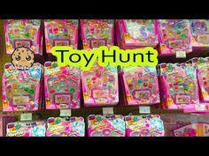 Toy Hunt Cookieswirlc Shopkins Season 4 My Little Pony MLP LPS Barbie Doll Disney Frozen Minecraft - YouTube