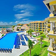 Apple Vacation to Hotel Marina El Cid Riviera Maya
