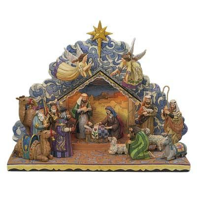 Jim Shore The Nativity