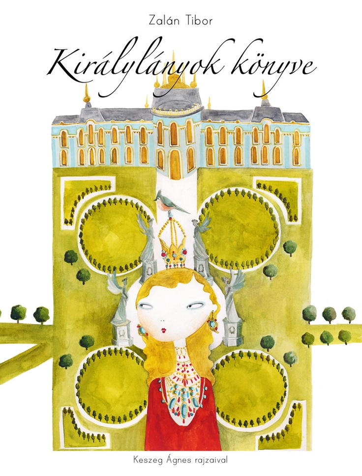 "Agnes Keszeg, ""The Cake Princess""."