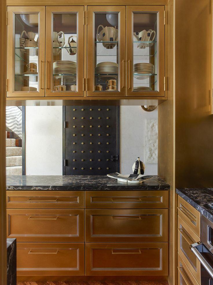 KELLY WEARSTLER | INTERIORS. Kitchen. Blodgett Residence, New York