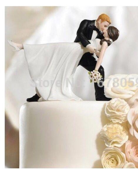 Figurine gâteau pour le gâteau de mariage