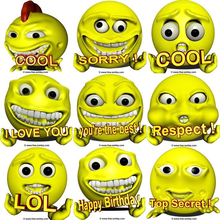21 Best CREEPY SMILEYS Images On Pinterest
