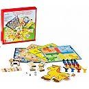 Pavilion - Caixa de Madeira com 10 jogos #Toys #Brinquedos