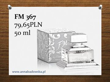 FM 367 Kwiatowe z nutą owocową