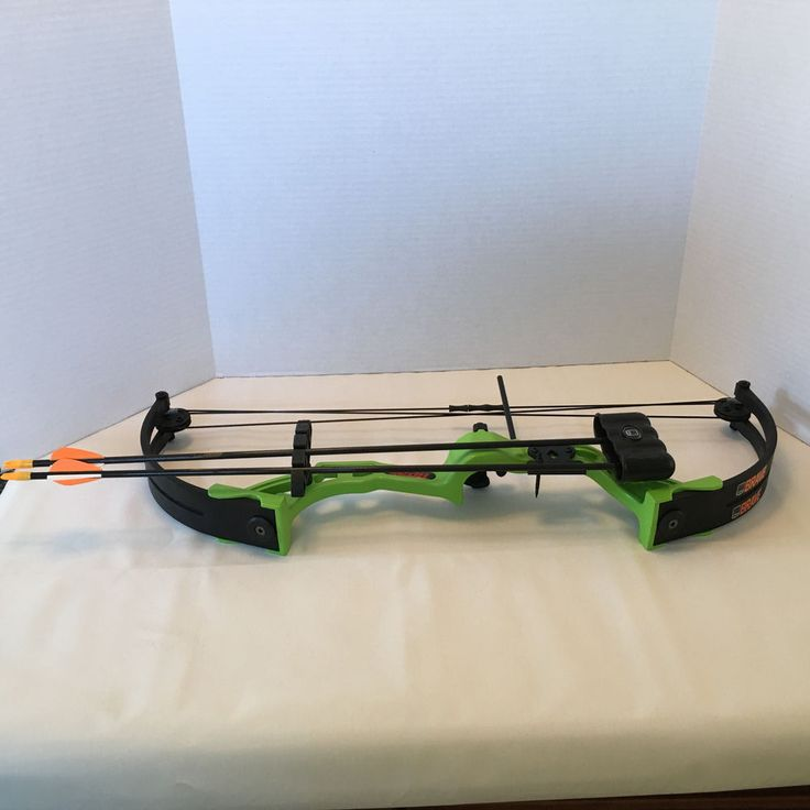 Bear Archery AYS300 Brave Bow Green #BearArchery