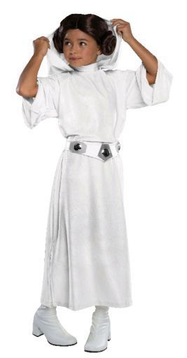 Costume Direct - Star Wars - Princess Leia Girls Costume, $69.99 (http://www.costumedirect.com.au/star-wars-princess-leia-girls-costume/)