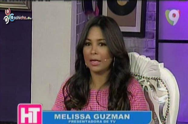 Conversando Con Melissa Guzmán En HT Magazine @Vivianfatule #Video