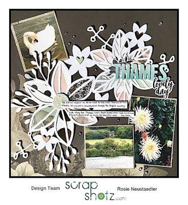 Scrap Shotz Snap Shotz: | October Scrap Shotz Kit with Rosie |