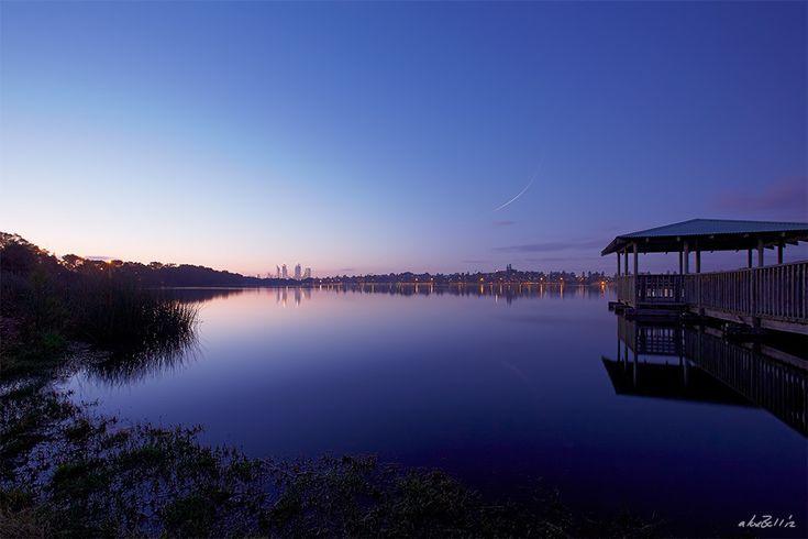 4km (loop) Lake Monger