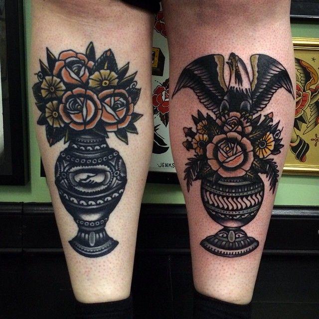 "Goblet Tattoo On Forearm By Joe Ellis: Joeellistattooer: "" Left Healed. Right Fresh. Thanks Megan"