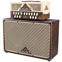 Carvin Steve Vai Legacy 3 100W 3-Channel All Tube Micro Stack Guitar Amplifier Tan
