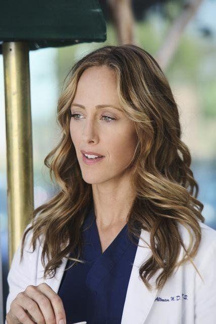 Kim Raver/ Dr.Altman