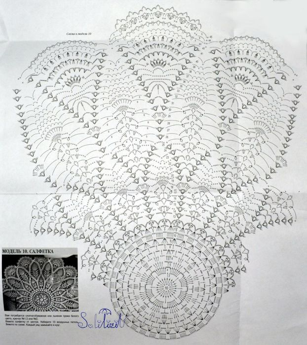 220 Best Doily Images On Pinterest Crochet Doilies Doilies